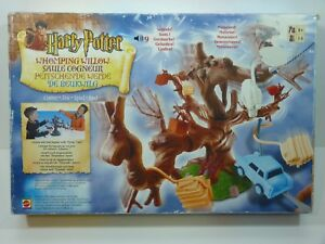 Vintage-Harry-Potter-Whomping-Willow-Board-Game-by-Mattel-2002