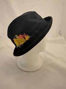 fb1fcd2bd54 Resistol Vintage Men s Fedora Hat 7