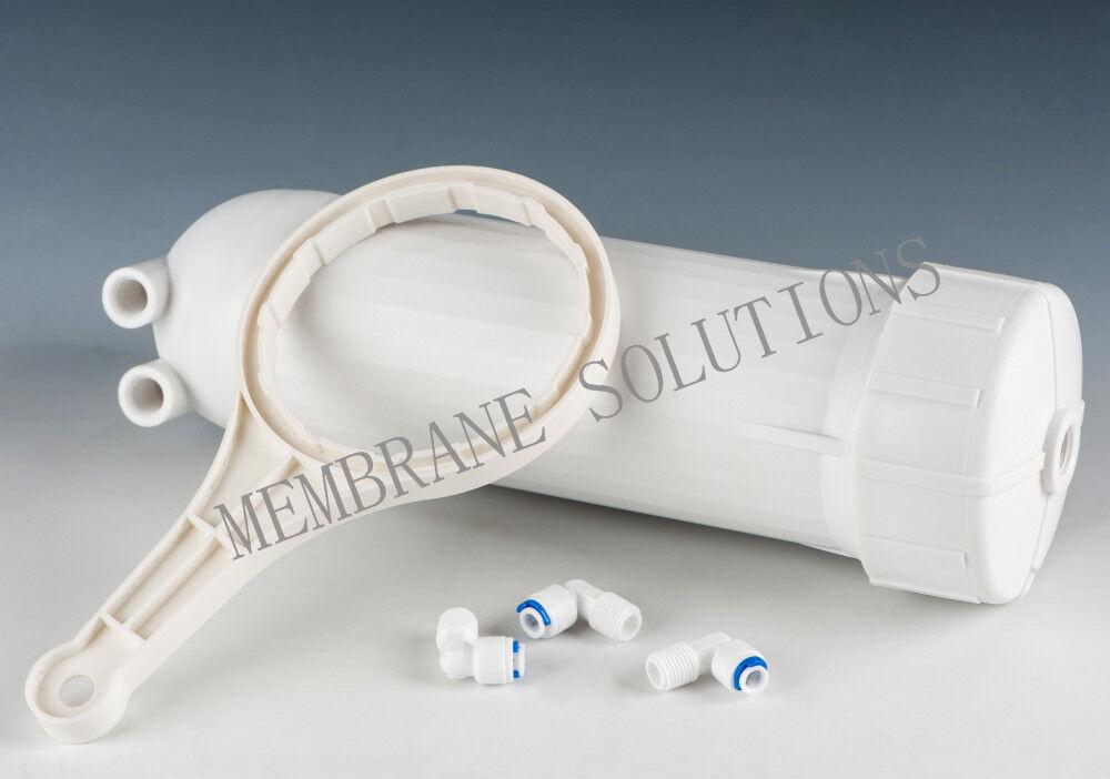 3012 400GPD membrane Housing Clé Pour Osmose Inverse Filtre à Eau Système
