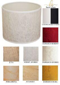 paralume-cappello-cilindrico-in-tessuto-cilindro-liscio-bianco-nero-juta-avorio