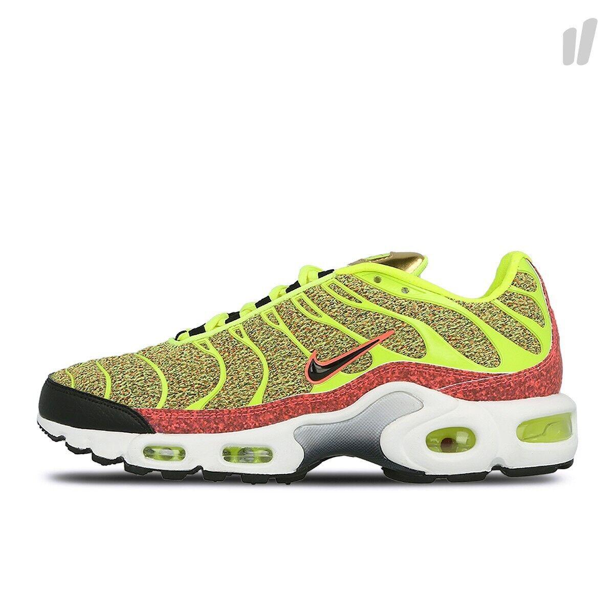 UK 6 Women's Nike Bir Max Plus SE Trainers EUR 40 US 8.5 862201-700 TN