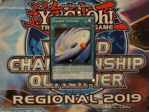 YuGiOh Galaxy Cyclone MP16-EN027 Secret Rare 1st Ed NM