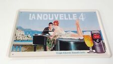 STELLA French BEER Metal Poster Bar Pub Tavern Wall Vintage Sign Tin Plate Cave