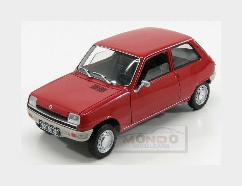 comprar barato Renault R5 1972 rojo rojo rojo NOREV 1 18 NV185152  ventas en línea de venta