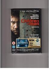 Children Of Men (DVD, 2010, 2-Disc Set)-NEW&SEALED-CLIVE OWEN & JULIANNE MOORE