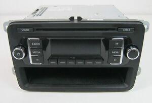 genuine vw transporter t5 rcd210 rcd 210 cd radio stereo head unit rh ebay co uk