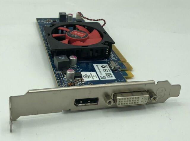 Dell 2C7NH AMD ATI Radeon HD 6450 1gb PCIe DVI D-port ...