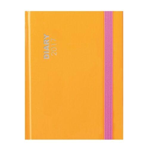 Planer//Planer 2017 Taschenkalender {Tallon} Wochenansicht 2//3