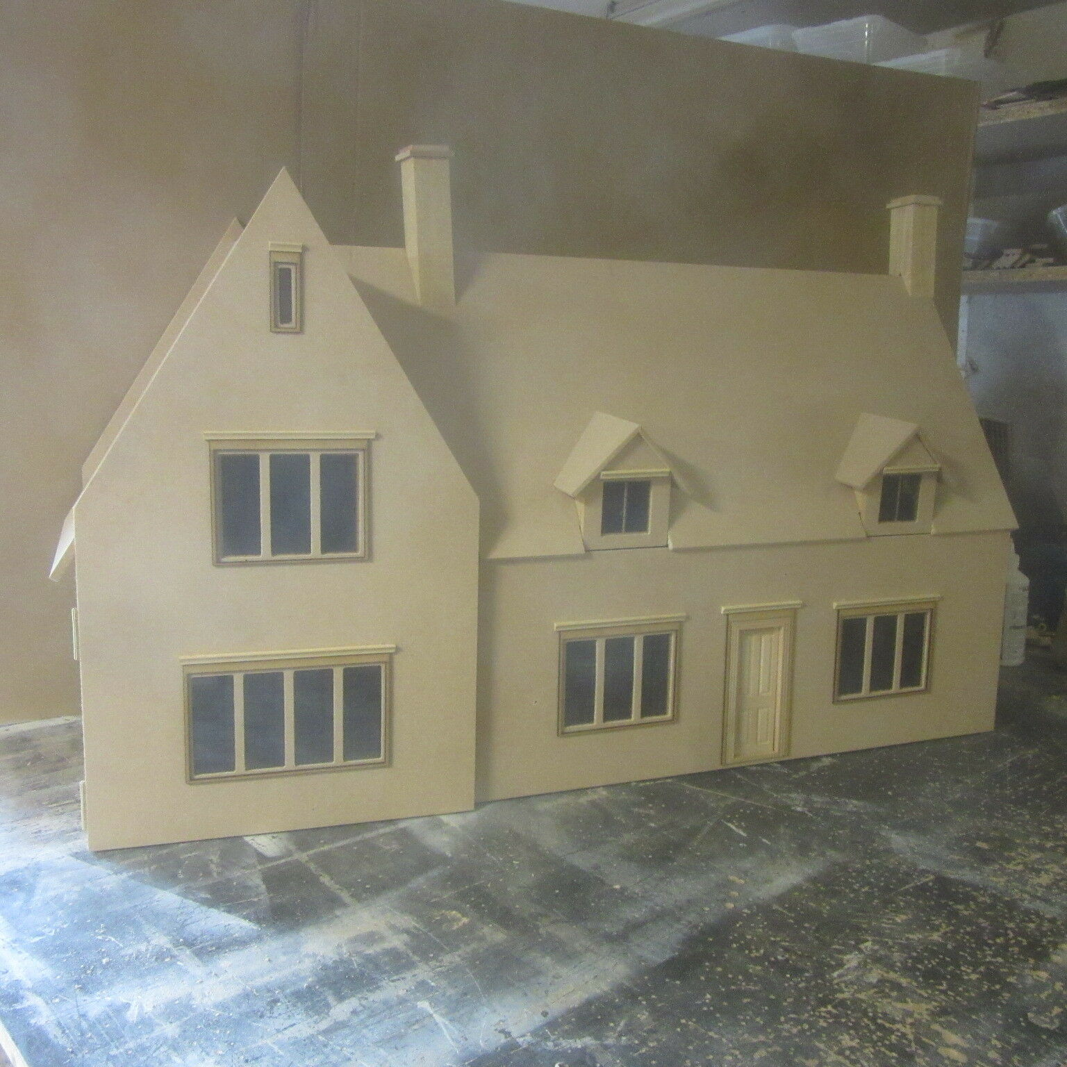 1 12 scale Dolls House Cotswold House 48  wide KIT by DHD