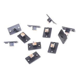 CONNETTORE PRESA ALIMENTAZIONE IN PLASTICA A PANNELLO PASSO 1,3MM PIN 2,1MM