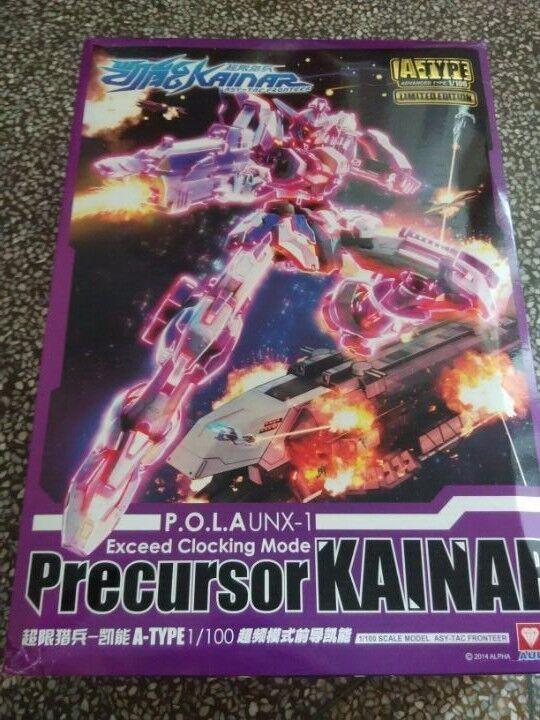 Auldey 1 100 MG Kainar Precursor Tallgeese A-Style Robot kit Gundam Evo Ver Kit