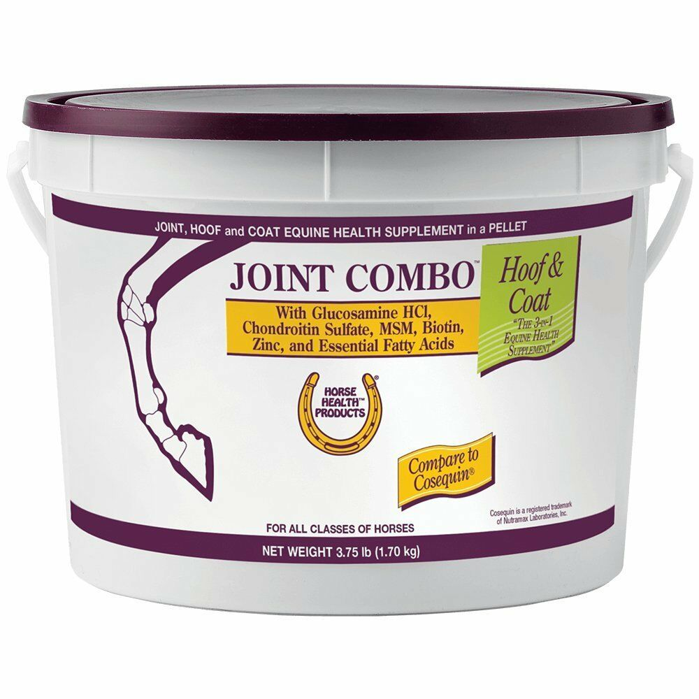 Horse Health Joint Combo Hoof  Coat, 3.75 lbs
