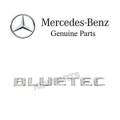 Mercedes Emblem E320 Trunk Insignia Brand New GENUINE MERCEDES
