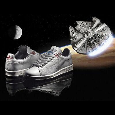 Adidas Originals x Star Wars Millennium Falcon Stan Smith Shoes Sneakers   eBay