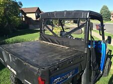 POLARIS RANGER XP 900 and XP 570 REAR WINDOW AND DUST/WIND BARRIER