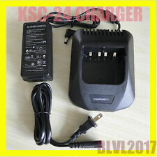 Charger Ksc 24 For Kenwood Tk380 Tk280 Tk290 Tk390 Tk480 Tk481 Tk3107 Radio