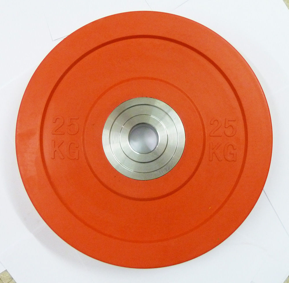 Ironman Olympic 2  Competition Weightlifting Plates 25KG FREE Post UK Mainland