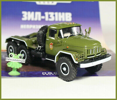 1:43 FW ZIL AC-40 137 6x6 russian fire truck Modimo №1 USSR DDR UdSSR 131