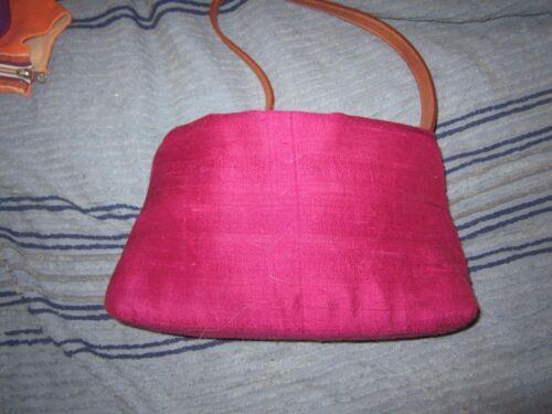 Bag Borsa Ricamo Maliparmi Seta Originale gwqrgZd