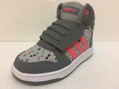 adidas | Neo Hoops Animal High Top Sneaker (Baby & Toddler) | Nordstrom Rack