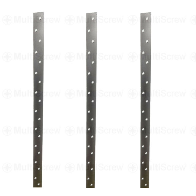 Simpson Strong-Tie Bend Straps Masonry Pre-Galvanised High Quality Mild Steel