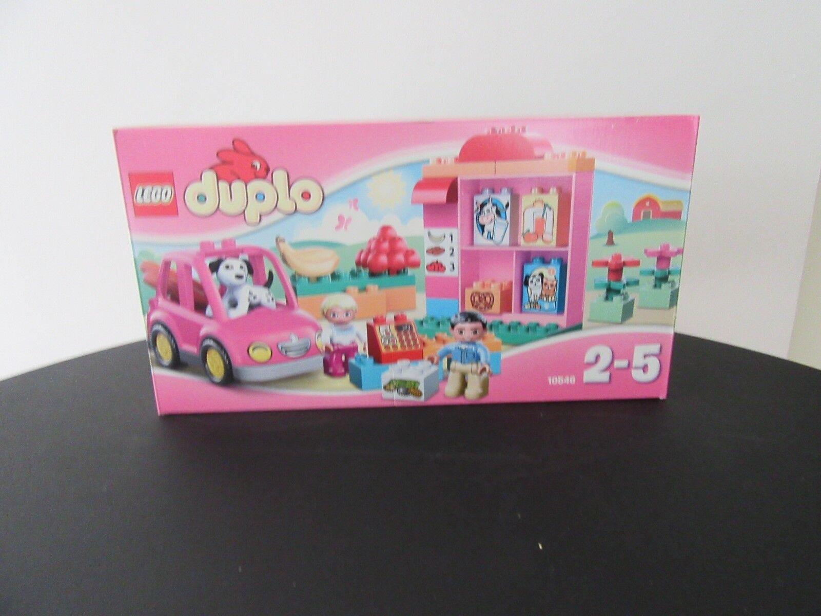LEGO    © duplo 10546  Supermarkt