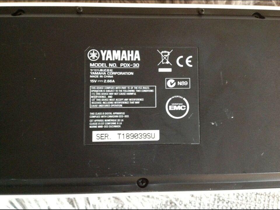 Højttaler, Yamaha, aktiv