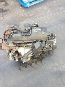 2004-NISSAN-MICRA-K12-CG10DE-ENGINE-MILEAGE-75K-FULL-CAR-FOR-SPARES
