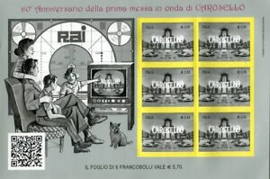 Italy-2017-Sheetlet-60-Anniversary-First-Jump-Starters-Wave-Carousel-MNH