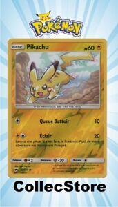 Carte Pokémon Française REVERSE 40 //147 PIKACHU ombres ardentes