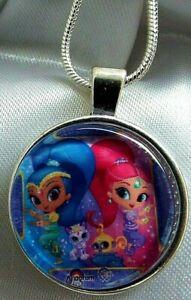 MY LITTLE PONY PRINCESS LUNA NIGHTMARE MOON NECKLACE 16 inch Gift Box BIRTHDAY