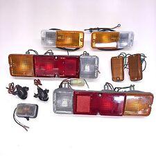 Brake Lights - Tail / Turn / Side Marker / Tag - Suzuki Samurai 86-95