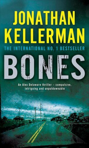 Bones: An Alex Delaware Thriller By  Jonathan Kellerman