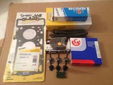 REBUILD KIT SMART CAR 700cc 698cc PISTON RINGS EXHAUST VALVES  HEAD GASKET ETC