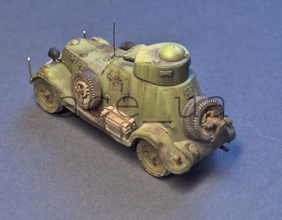 Ace 1//72 ba-20zhd Armoured Rail Car # 72210