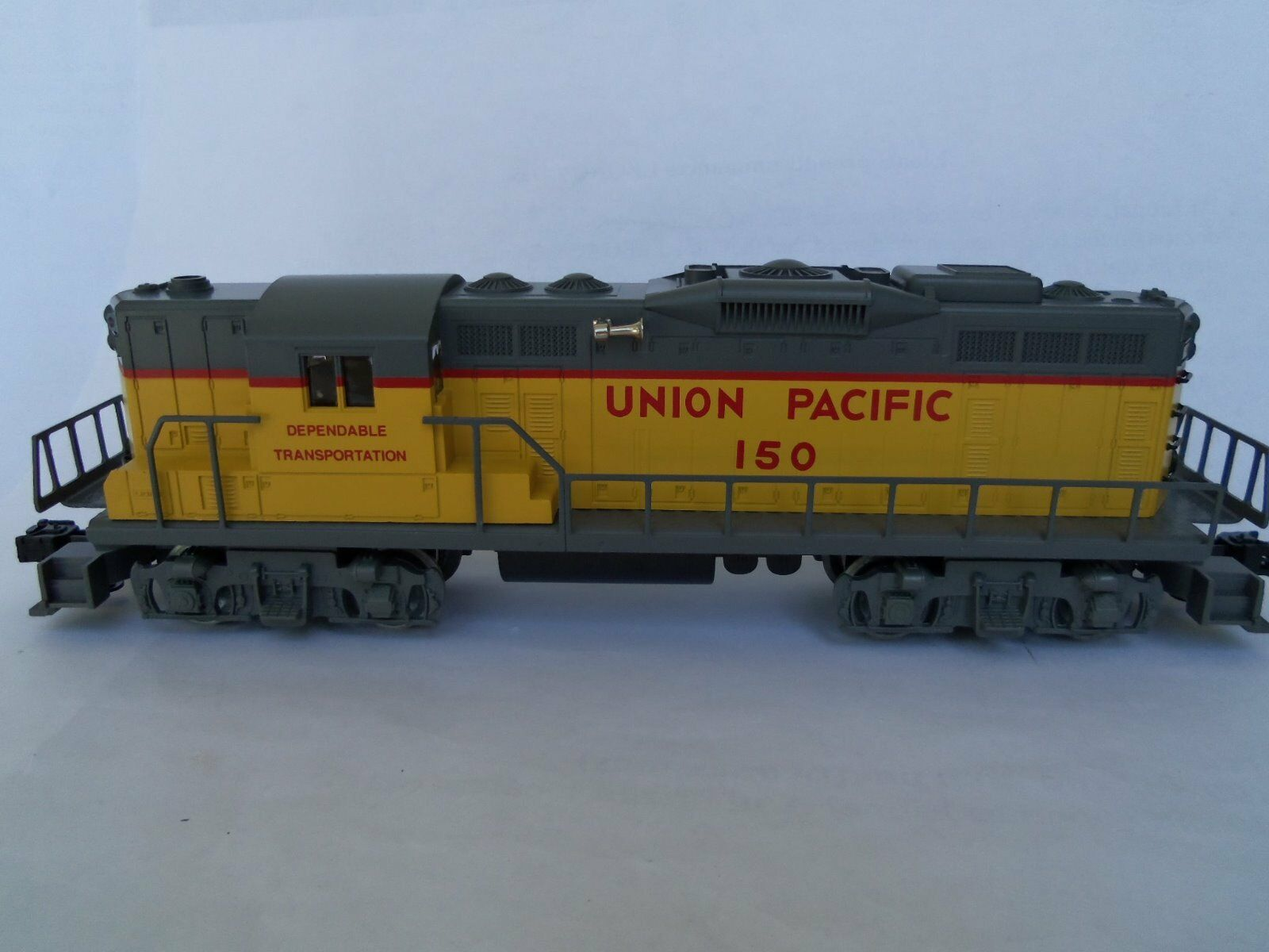 Lionel made for Sears 18553 Union Pacific GP-9