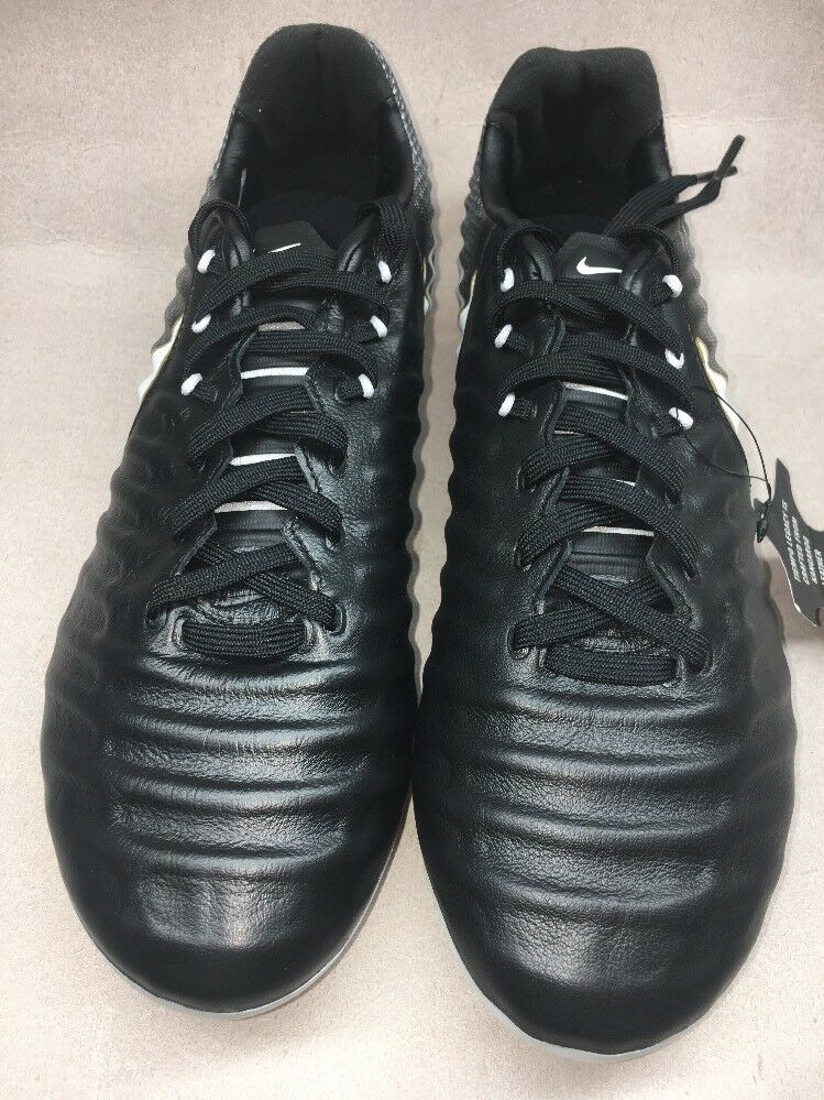 Nike Tiempo Legacy III FG Kangaroo Leather Soccer Cleats Men's 7 897748-002