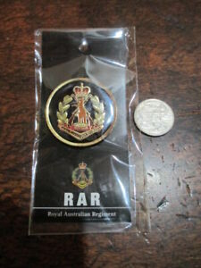 Royal-Australian-Regiment-Medallion-48mm-Australian-RAR-Crest-Solid-Metal