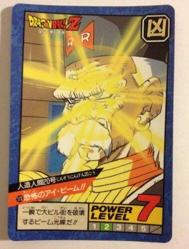 Dragon ball Z Super battle Power Level 170