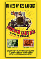 Harold Lloyd's World Of Comedy (dvd)