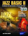 Jazz Basic, m. 3 Audio-CDs. Bd.2 von Stefan Berker (1995, Taschenbuch)