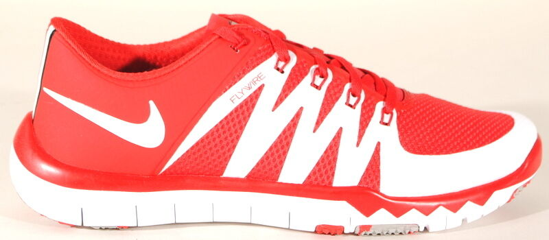 ~Rare~ Nike Free Trainer V6 5.0 AMP OSU Ohio State Buckeyes NEW COLOR! New w/Box Seasonal clearance sale