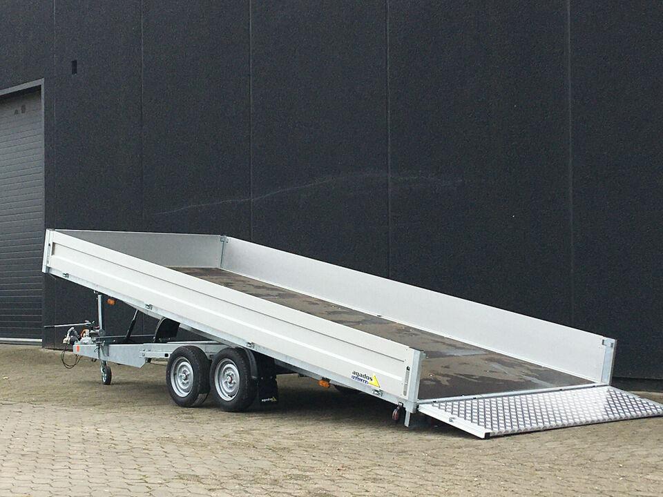 Tilbud på Agados 3551 B2 - 517 x 210 x 35 cm. 3...