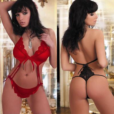 Lingerie Biancheria Intima Completo Sexy Women Babydoll Sensuale Curvy Xxl Kgb