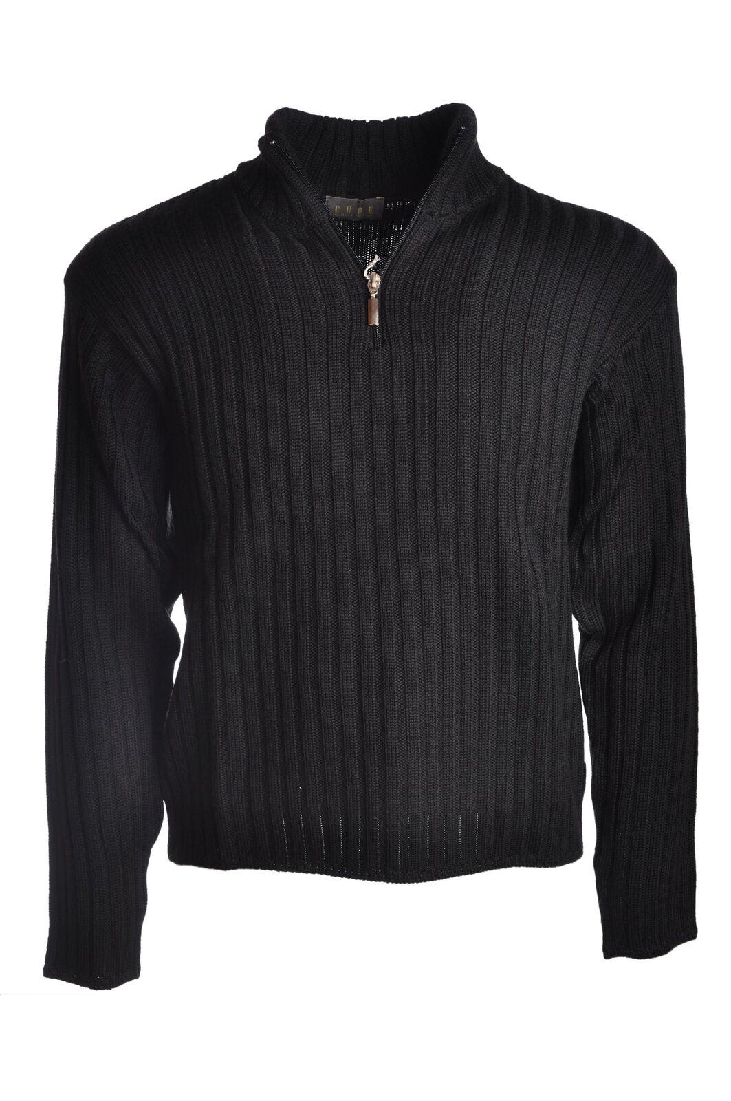 Cube  -  Sweaters - Male - Blau - 4375525A184601