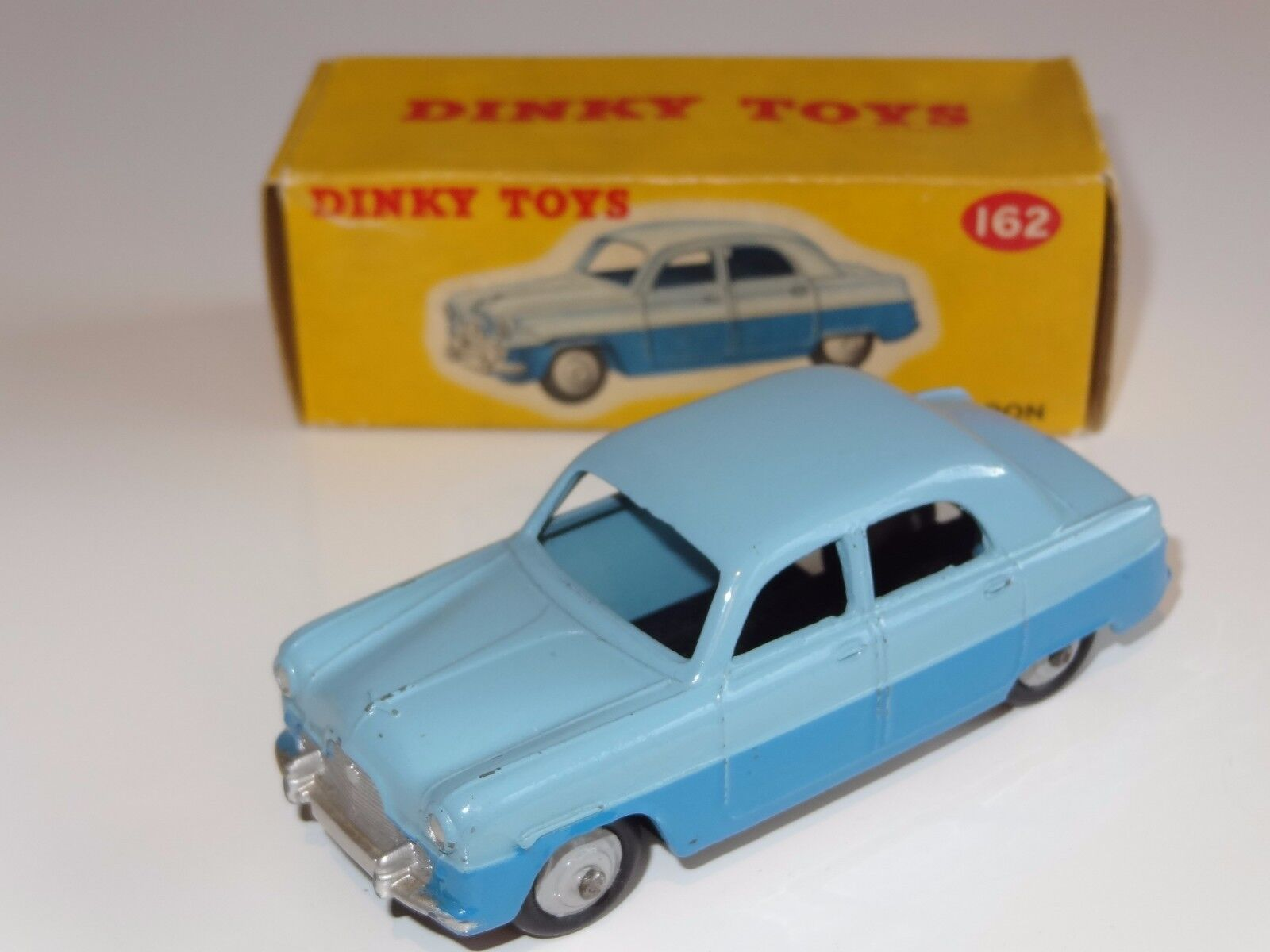 Dinky Ford Zephyr - 162