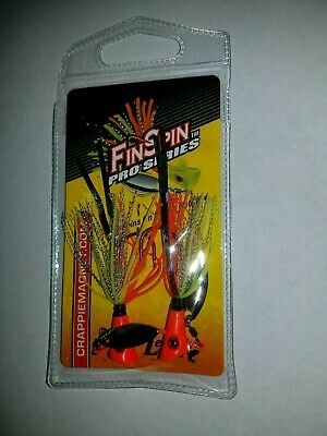 NEW    Fin Commander Fin Spin 1//16oz 2pk PINK