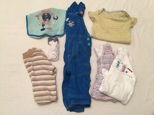 42e5e361 Ted Baker | Mothercare | Adams Baby Boy 0-3 Months Clothes Bundle ...