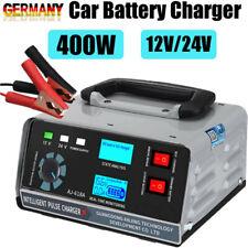 12 Volt Neu Puretronic® PT-BC-20 Batterieladegerät 20 Ampere