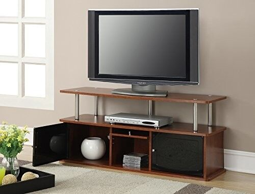 TV Stand 50 inch Flat Screen Entertainment Media Home Center Console Furniture